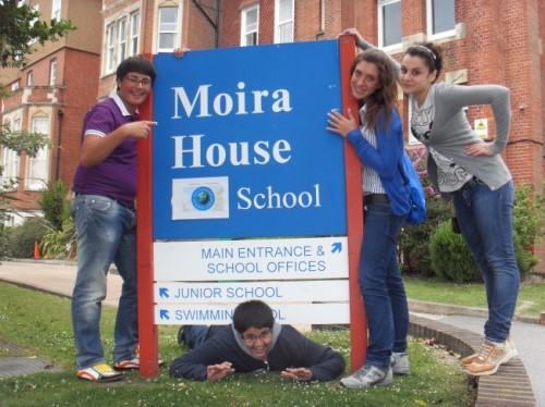 ACCORD ISS Moira House Eastbourne