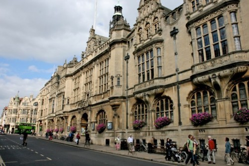 Centre of English Studies Oxford