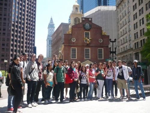 FLS International Boston