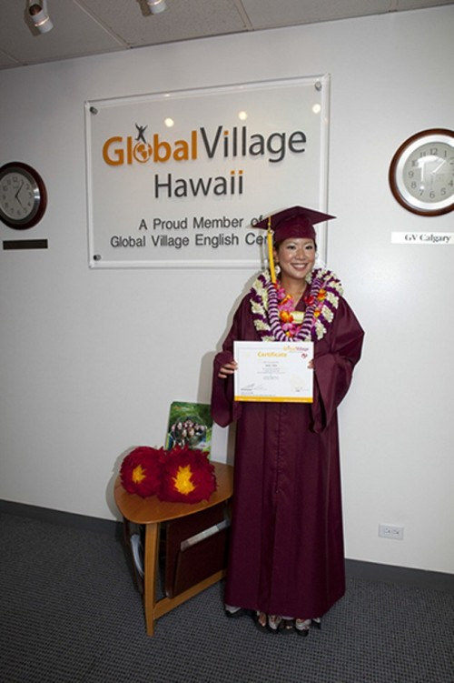 Global Village English Centres Hawaii