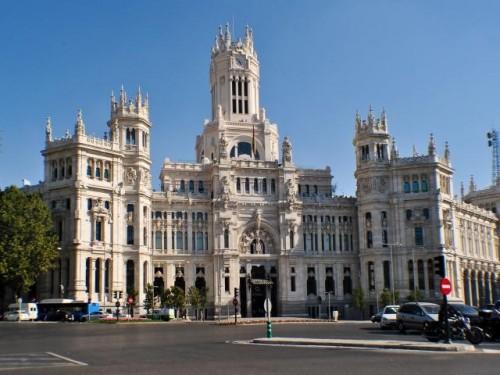 Paraninfo Madrid