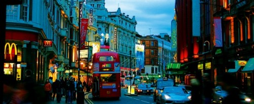 Select English London