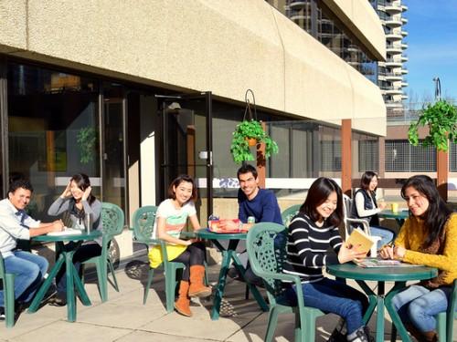 Sprachcaffe  Calgary