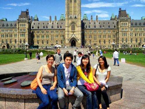 Sprachcaffe  Ottawa
