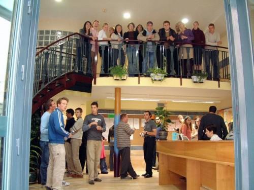 Colegio Delibes Salamanca